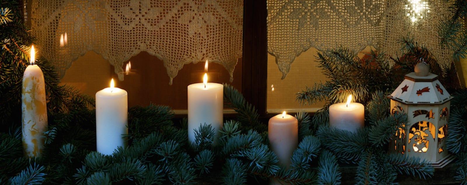 Weihnachten und der Zufall
